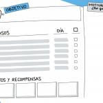 Plantilla Objetivos Facilitación Gráfica Thinking With You