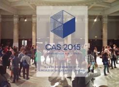 CAS 2015 Viaje a lo desconocido