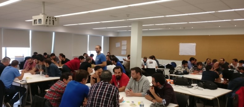 Sprint Planning y Refinamiento en Codemotion 2016
